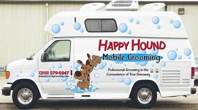 Mobile Dog Grooming San Antonio Texas